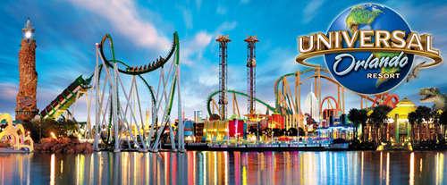 Universal Studios Destination Soleil