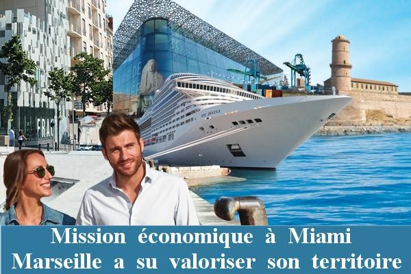 Mission conomique miami marseille a su valoriser son - Chambre de commerce franco americaine ...
