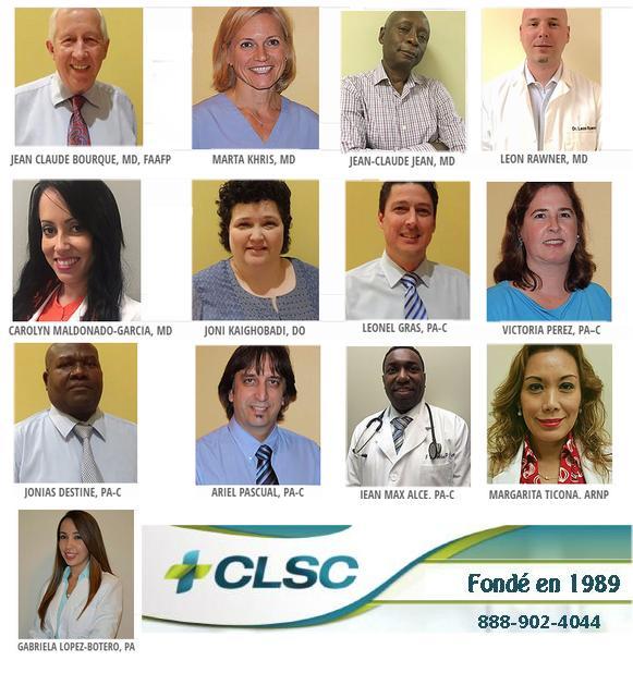 CLSC-DocteurA