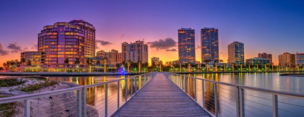 West-Palm-Beach-Skyline-City-Buildings